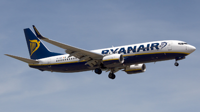 EI-FEE - Boeing 737-8AS - Ryanair