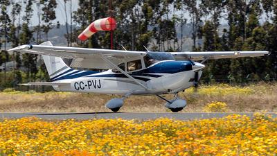 CC-PVJ - Cessna 182T Skylane - Aero Club - Santiago