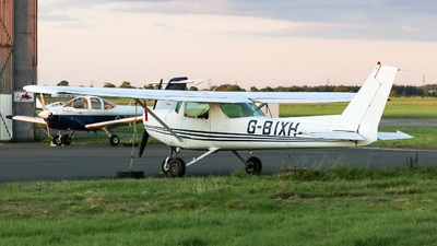 G-BIXH - Reims-Cessna F152 - Private