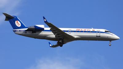 EW-100PJ - Bombardier CRJ-100ER - Belavia Belarusian Airlines