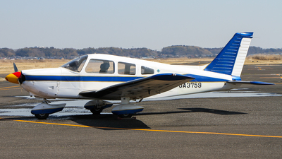 JA3759 - Piper PA-28-181 Cherokee Archer II - Private