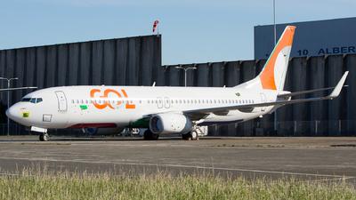 PH-HXF - Boeing 737-8K2 - GOL Linhas Aéreas (Transavia Airlines)