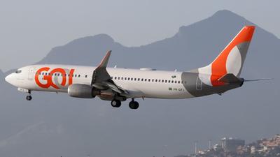 A picture of PRGTJ - Boeing 7378EH - GOL Linhas Aereas - © sntz_spotter • João Pedro Santoro