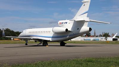 OE-IPW - Dassault Falcon 7X - Private