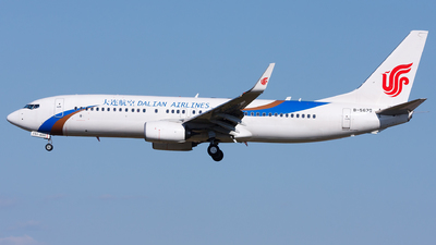 B-5639 - Boeing 737-89L - Dalian Airlines