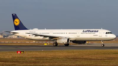 D-AIDM - Airbus A321-231 - Lufthansa