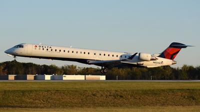 N823SK - Bombardier CRJ-900LR - Delta Connection (SkyWest Airlines)