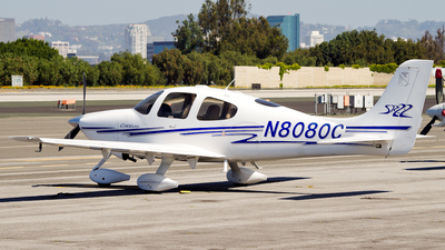 N8080C - Cirrus SR22 - Private