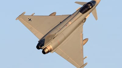 31-02 - Eurofighter Typhoon EF2000 - Germany - Air Force