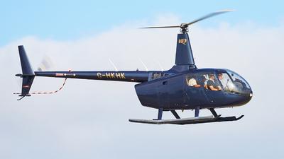 G-HKHK - Robinson R66 Turbine Marine - Private