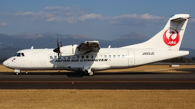 JA03JC - ATR 42-600 - Japan Air Commuter (JAC)