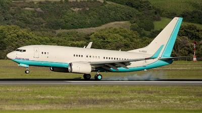 HL8222 - Boeing 737-7B5(BBJ) - Korean Air
