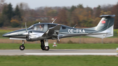 OE-FKA - Diamond Aircraft DA-62 - Diamond Aircraft Industries