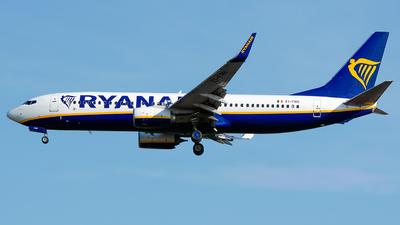 A picture of EIFRR - Boeing 7378AS - [44739] - © Laszlo Fekete