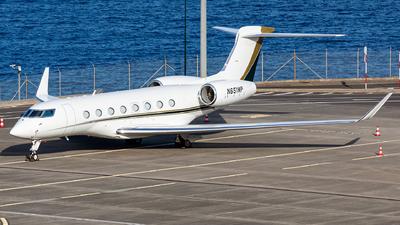 N651MP - Gulfstream G650ER - Private