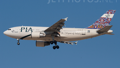AP-BGQ - Airbus A310-324 - Pakistan International Airlines (PIA)