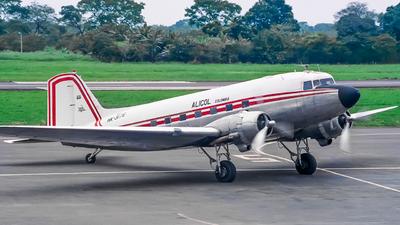 HK-3176 - Douglas C-47A Skytrain - Alico Colombia