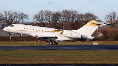 T7-FGL - Bombardier BD-700-1A11 Global 5000 - Private