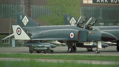 XV569 - McDonnell Douglas Phantom FG.1 - United Kingdom - Royal Navy