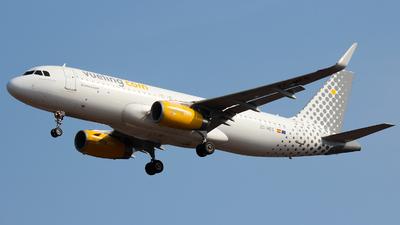 A picture of ECMES - Airbus A320232 - Vueling - © Flavio Renzi