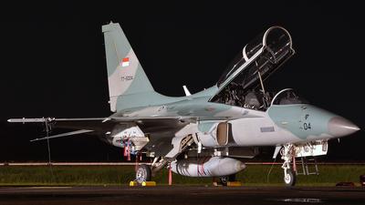 TT-5004 - KAI T-50i Golden Eagle - Indonesia - Air Force
