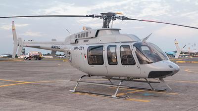 HN-351 - Bell 407 - Ecuador - Navy