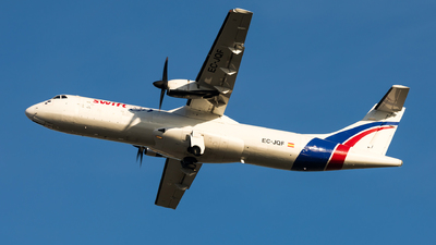 EC-JQF - ATR 72-211(F) - Swiftair