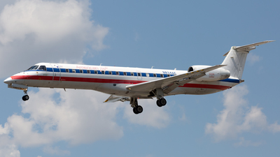 N834AE - Embraer ERJ-140LR - American Eagle