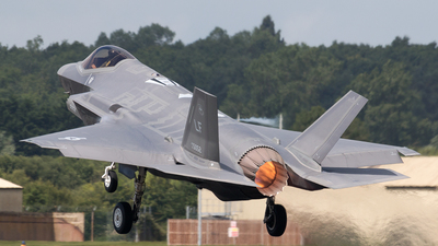 12-5052 - Lockheed Martin F-35A Lightning II - United States - US Air Force (USAF)