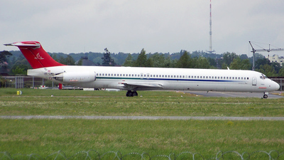 OE-LMH - McDonnell Douglas MD-83 - MAP Executive Flight Service