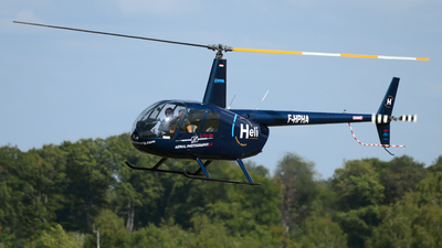 A picture of FHPHA - Robinson R44 Astro - [0359] - © PAUL LINK