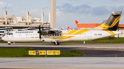 PR-PDB - ATR 72-212A(600) - Passaredo Transportes Aéreos