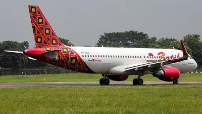PK-LAJ - Airbus A320-214 - Batik Air - Flightradar24