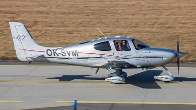 OK-SVM - Cirrus SR22-GTS - Private