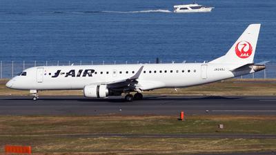 JA249J - Embraer 190-100STD - J-Air