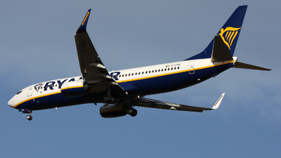 EI-FOH - Boeing 737-8AS - Ryanair