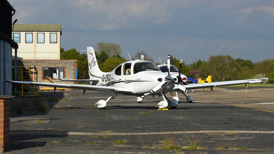 A picture of GZRZZ - Cirrus SR20 GTS - [2020] - © James Mepsted