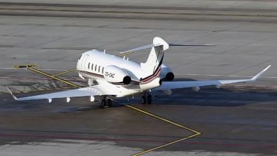 CS-CHC - Bombardier BD-100-1A10 Challenger 350 - NetJets Europe