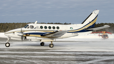 C-FDOU - Beechcraft A100 King Air - Propair