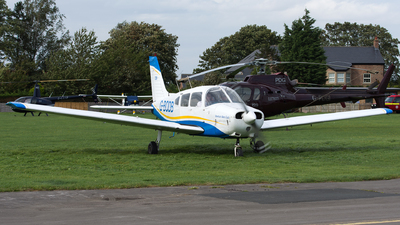A picture of GBODB - Piper PA28161 - [2816042] - © Roger Oldfield