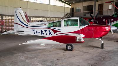 TI-ATA - Grumman American AA-5A Cheetah - Escuela Costarricense de Aviación (ECDEA)