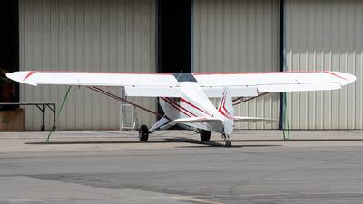 A picture of N432ME - Piper PA18150 Super Cub - [187609131] - © Michael Rodeback