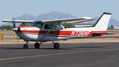 N736NF - Cessna 172K Skyhawk - Private
