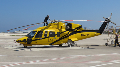 N746PB - Sikorsky S-76C++ - Lahak Aviation