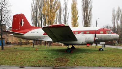 CCCP-52036 - Ilyushin IL-14 - Aeroflot