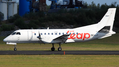 SE-LJT - Saab 340B - Air Leap