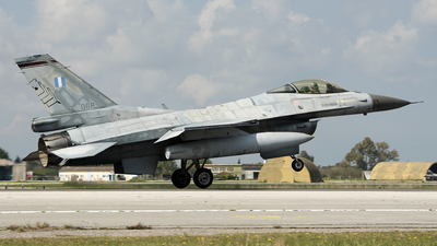 068 - Lockheed Martin F-16CJ Fighting Falcon - Greece - Air Force