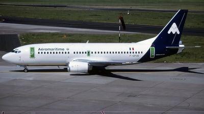 F-GFUE - Boeing 737-3B3 - Aéromaritime