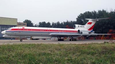 B-4015 - Tupolev Tu-154M - China - Air Force
