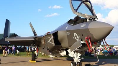 169601 - Lockheed Martin F-35C Lightning II - United States - US Marine Corps (USMC)